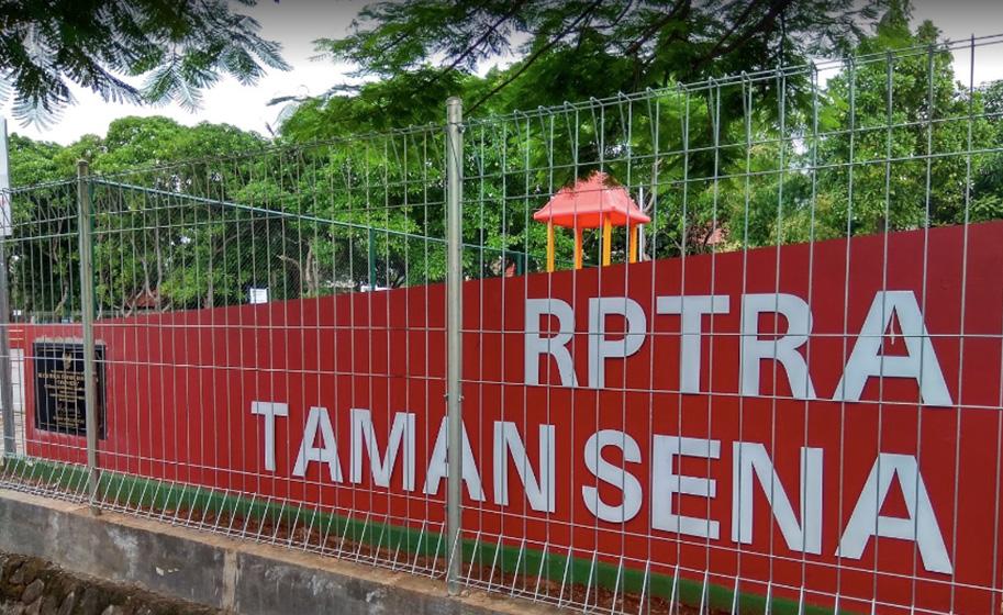 RPTRA Taman Sena