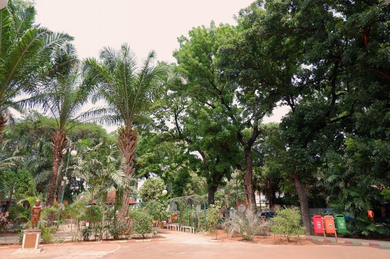Taman Amir Hamzah