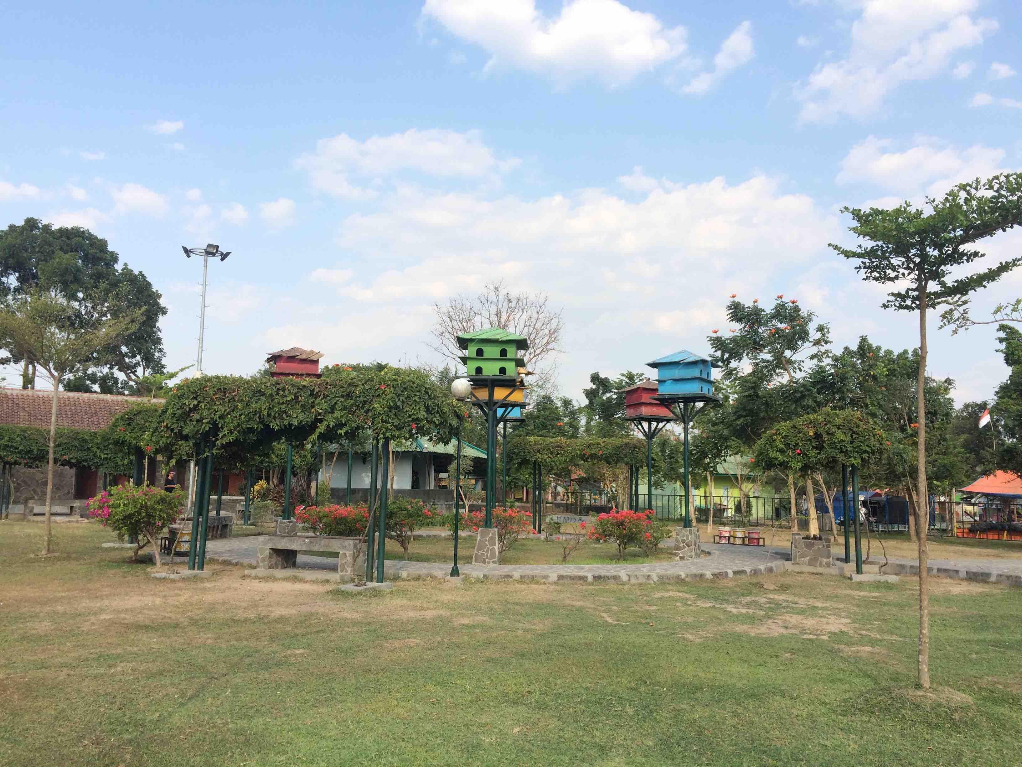 Hutan Kota Gergunung