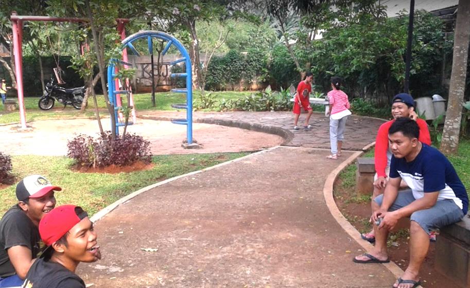 Taman Ketapang Jatipadang