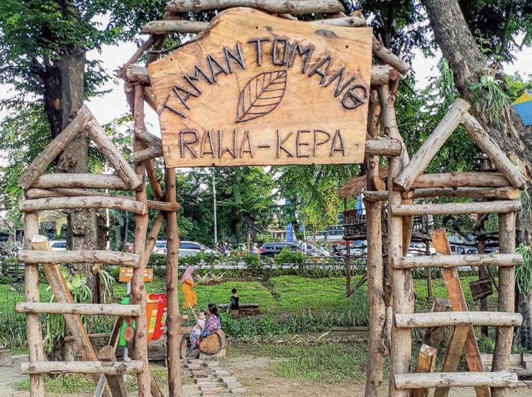 Taman Tomang Rawa Kepa